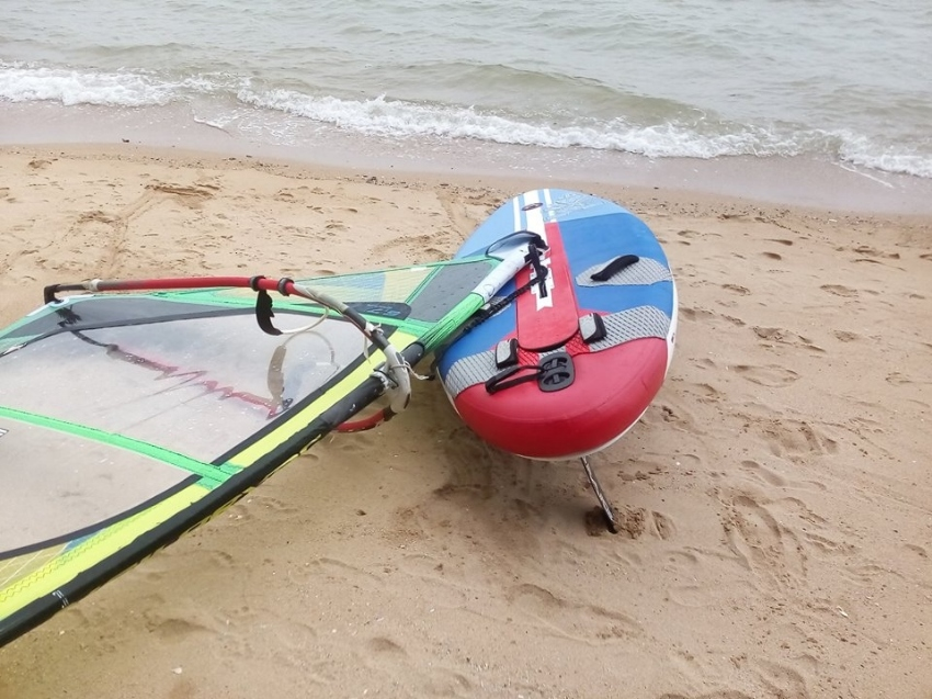 WindSUP Starboard Airplane 300 daggerboard 2017 (windsurf+SUP)
