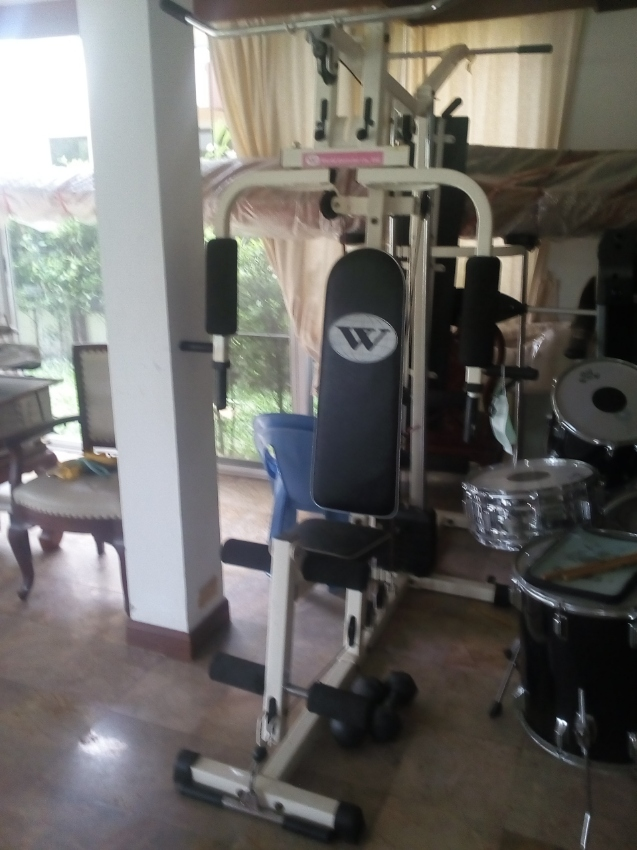 multi-functional bench gym machine (Multi Station Gym)