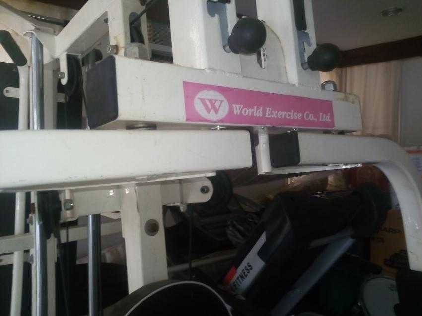 multi-functional bench gym machine (Multi Station Gym) - PRICE REDUCED