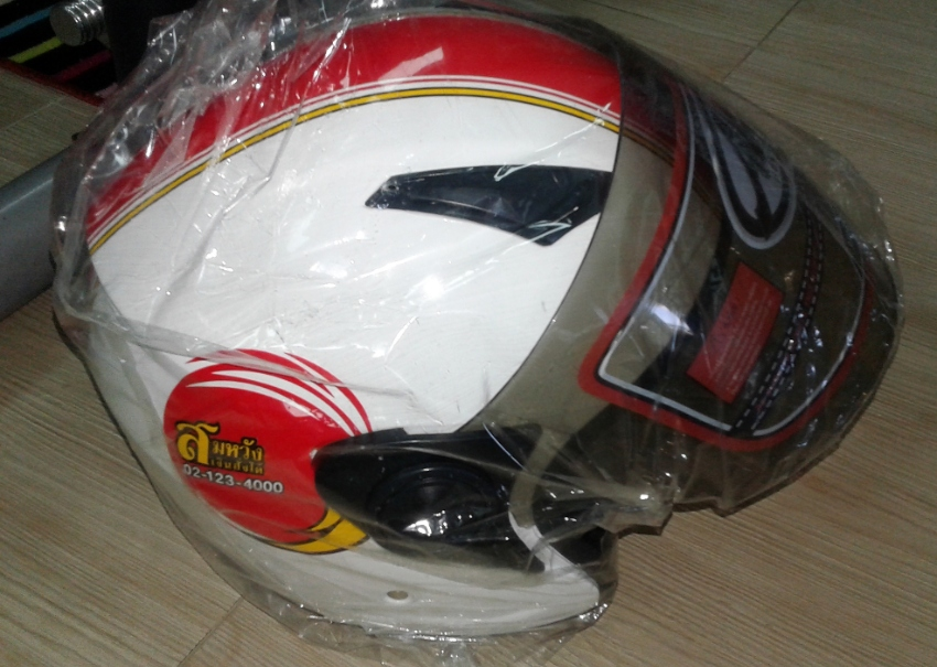 Cheap MotorBike Helmet Brand New 150 THB