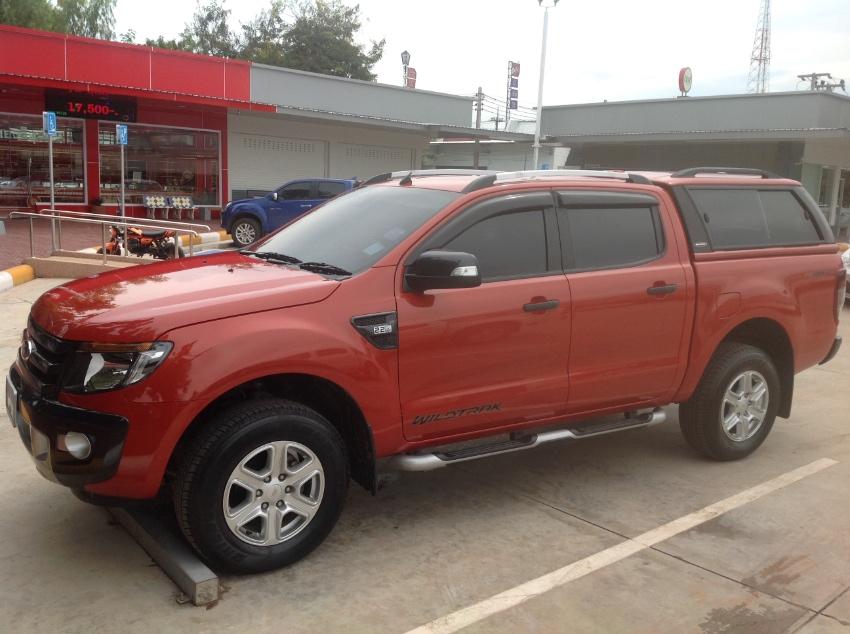 Ford ranger Wildtrack 2.2