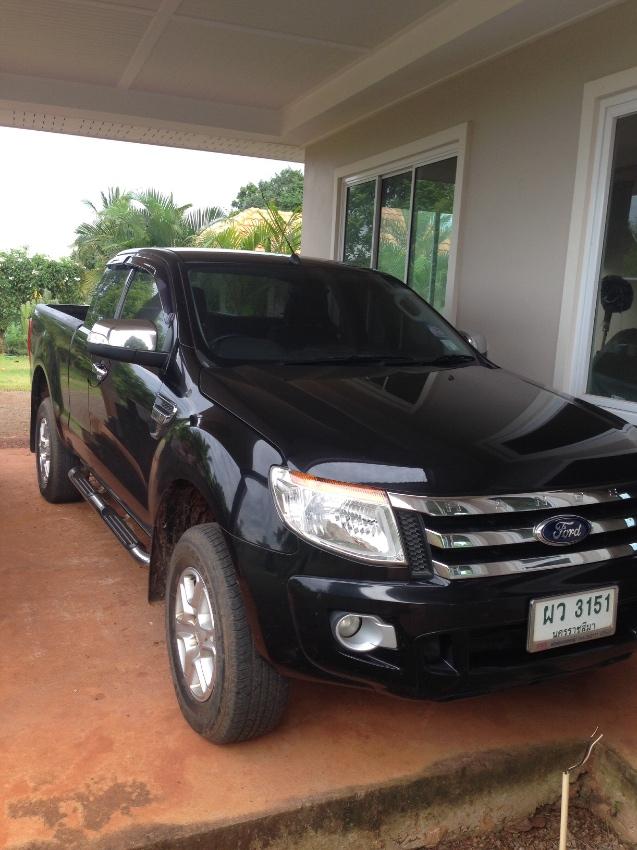 2013 Ford ranger XLT 395000