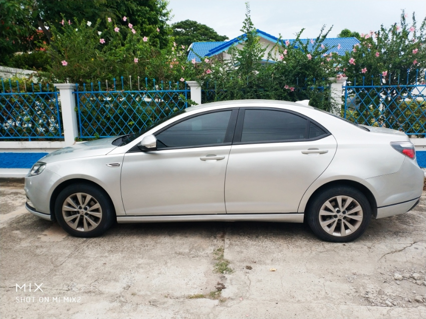 2016 MG6 Magnate 1.8 REDUCED