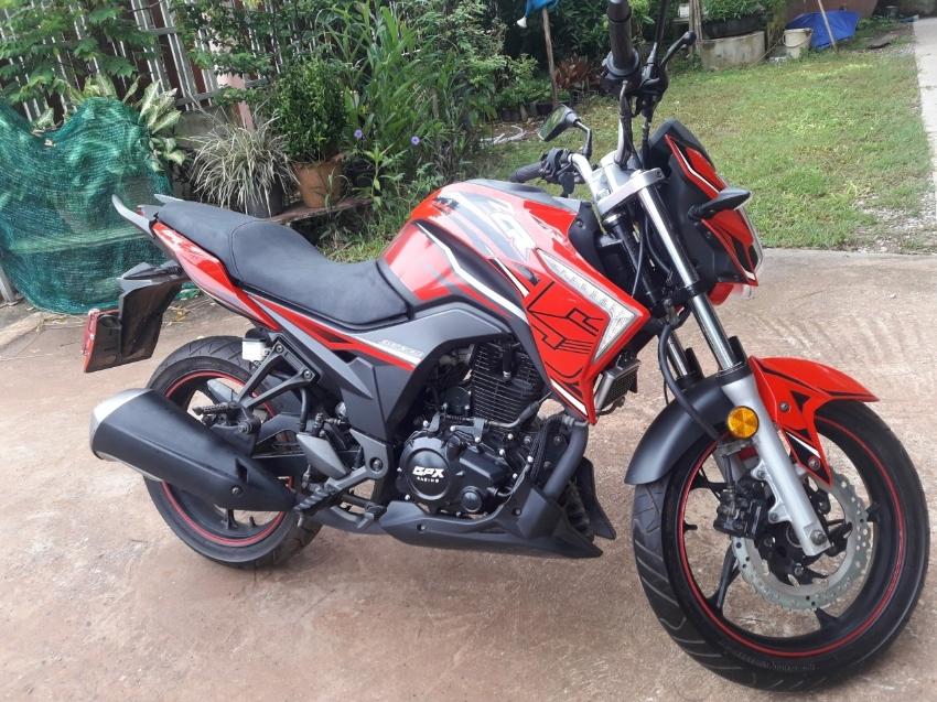 Great Bike 2018 200cc GPX only 1300 KM SAVE 25,000b