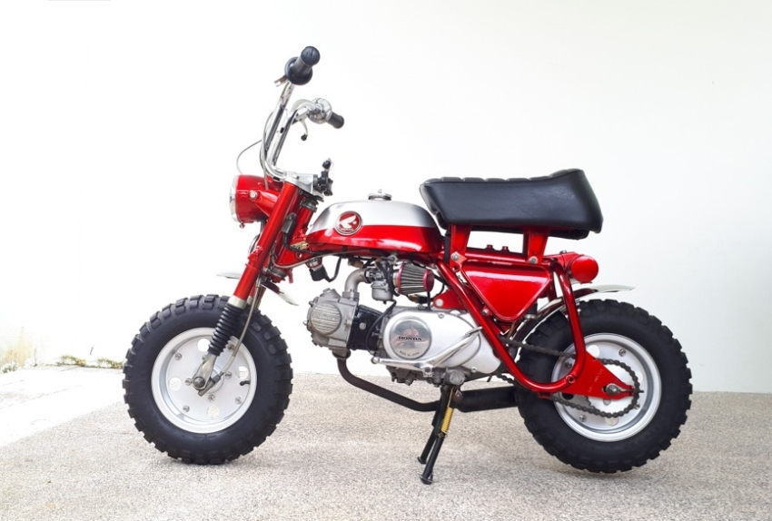 1969 Honda Z50 Minibike 0 149cc Motorcycles For Sale