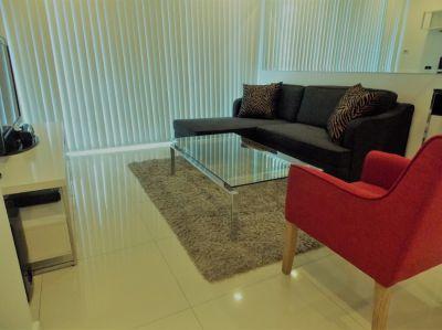 Modern 2 Bed Condo For Rent & Sale at APUS Condominium.