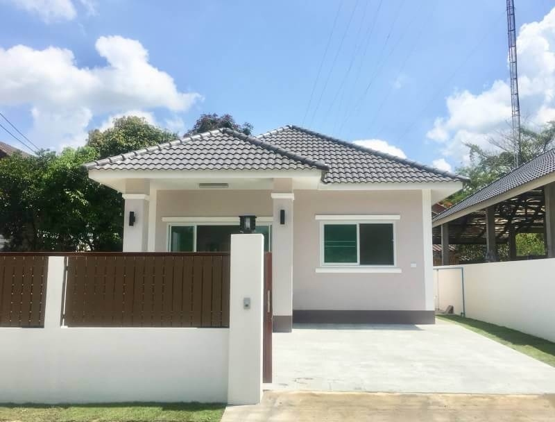 Brand new house in Sansai near 118 rd.