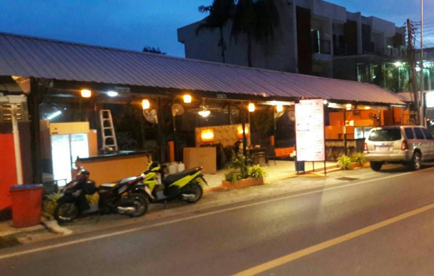 New, big restaurant / bar for Sale Rawai