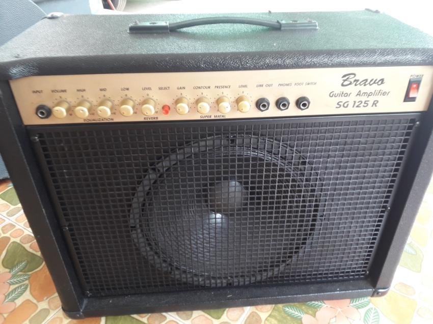 Great sounding 60 watt Amp [Marshall Copy]