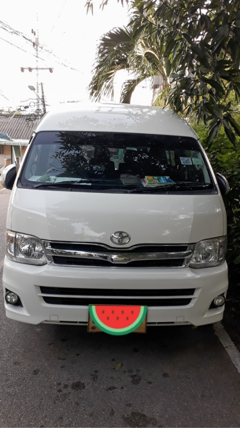 Toyota Commuter 2013 MT 2.5 cc
