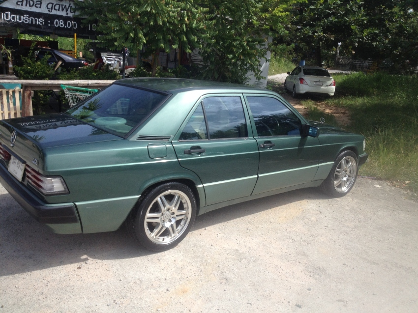 Mercedes Benz 190E for sale
