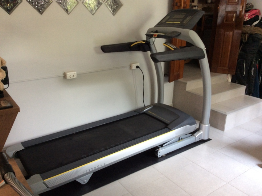 Johnson Fitness Equipment