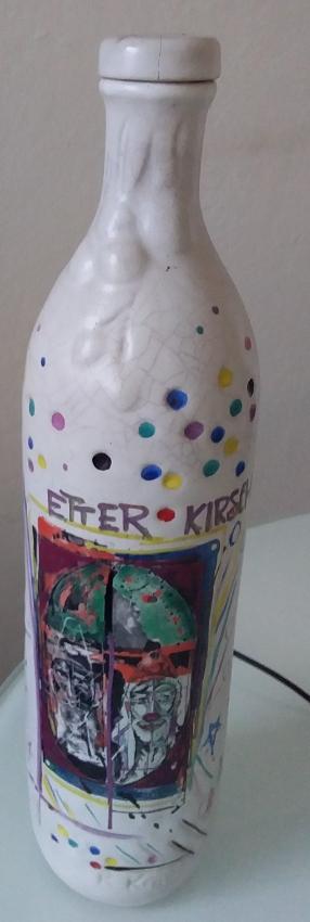 Etter Kirsch bottle empty