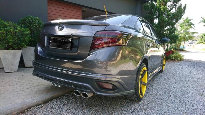 Toyota Vios E,  2013, in perfect condition