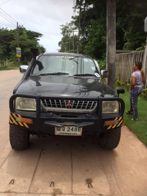 Mitsubishi Pick-Up for sale