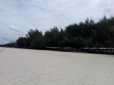 Prime Cha-am Beachside 300 TW Land Plot For Sale