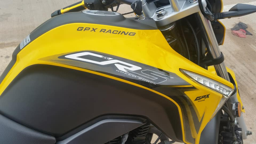 GPX CR5 Motorcycle