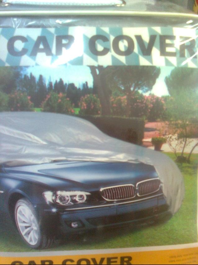 New Car Cover, 400 Baht