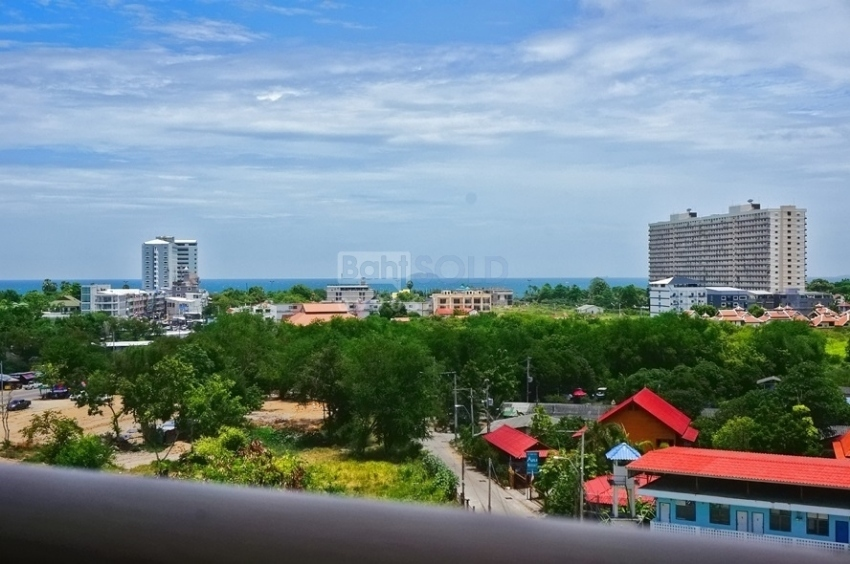 For Sale   1 Bedroom   ANGKET CONDO (Jomtien, Pattaya)
