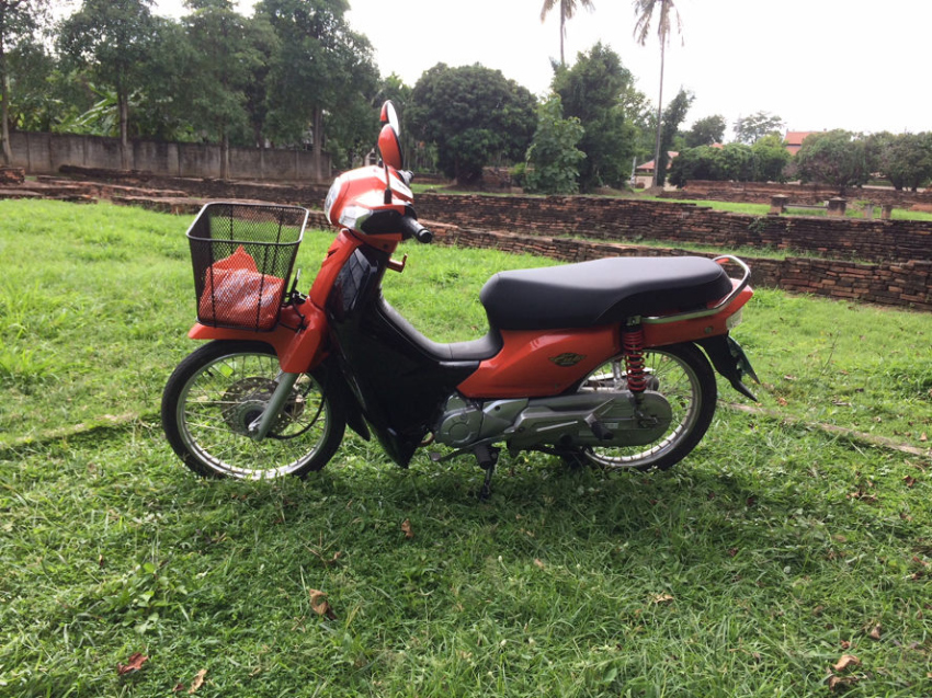 Honda Dream Super Cub 110i * Front Disc Brake * Low Mileage * Top *