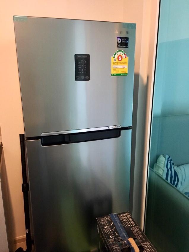 Samsung Refrigerator RT32K5554SL/ST Twin Cooling 321 L new fridge