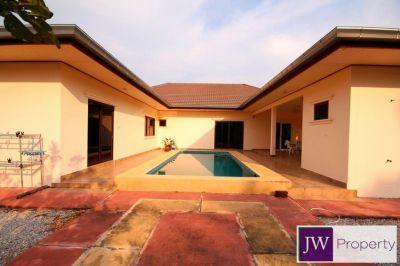 BARGAIN 3br Pool Villa On Huge Land Plot In Peaceful Location West