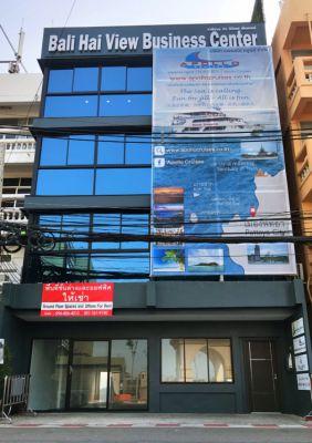 Office For Rent Right At Bali Hai Pier- Pattaya