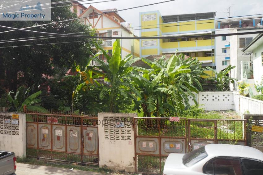 Land Prachacheon Soi 8  Size 73 Square Wah