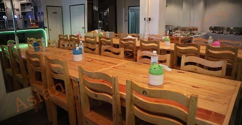 1202024 Renovated Restaurant and Bar in Soi Bua Khao - No Key Money