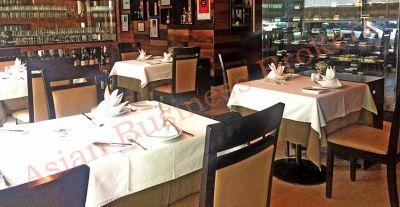 0119004 Impressive Italian Restaurant in Bangkok Condo and Office Area