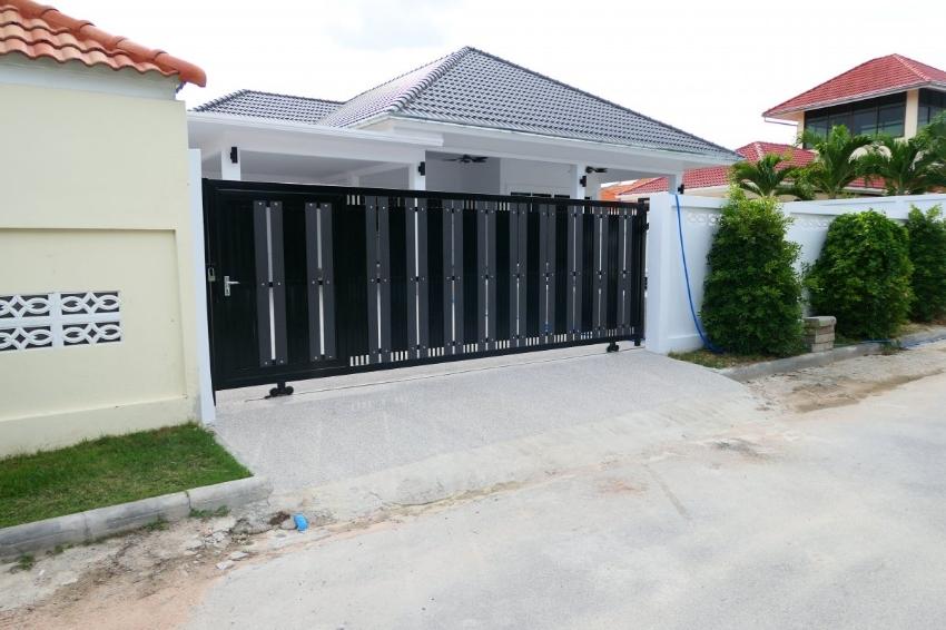 Newly built pool villa 156 sqm ready to move in Hua Hin