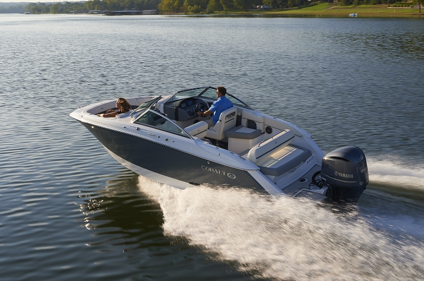 2019 Cobalt 23SC with Outboard