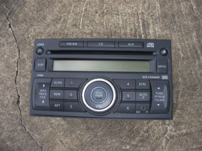 Car Radio Nissan Navara 2010 Original