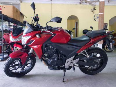 Honda CB 500f 2013 for sale