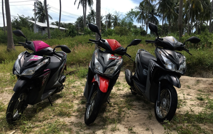 Honda Click 125i for Sell