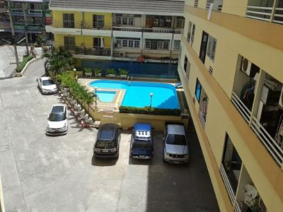 Pattaya Hagone Condotel 2 Bedroom Corner Unit