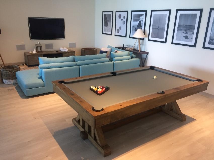 Nashville 8ft Pool Table