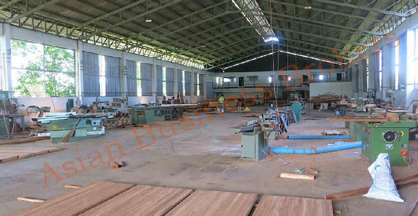 1012002 Quality Wood Products Manufacturing Factory Chiang Mai