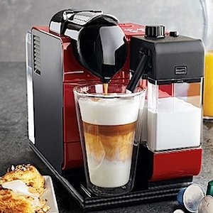 Coffee Machine Nespresso Lattissima New