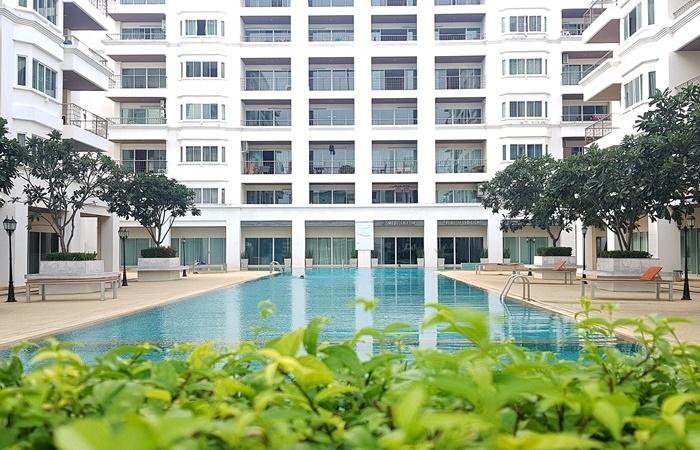 CR1741 Platinum Suites Condo, 2 bed 28,000 per month