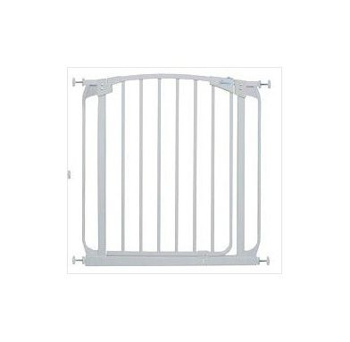 CHILDRENS SECURITY GATE – DREAMBABY – WHITE – EXCELLENT CONDITION