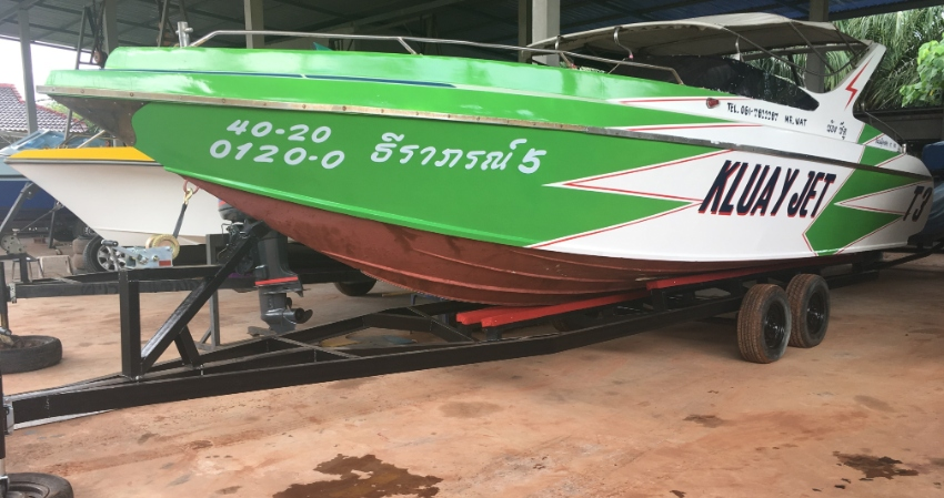 TRAILER for BOAT 26 ft to 32 ft-(NEW)