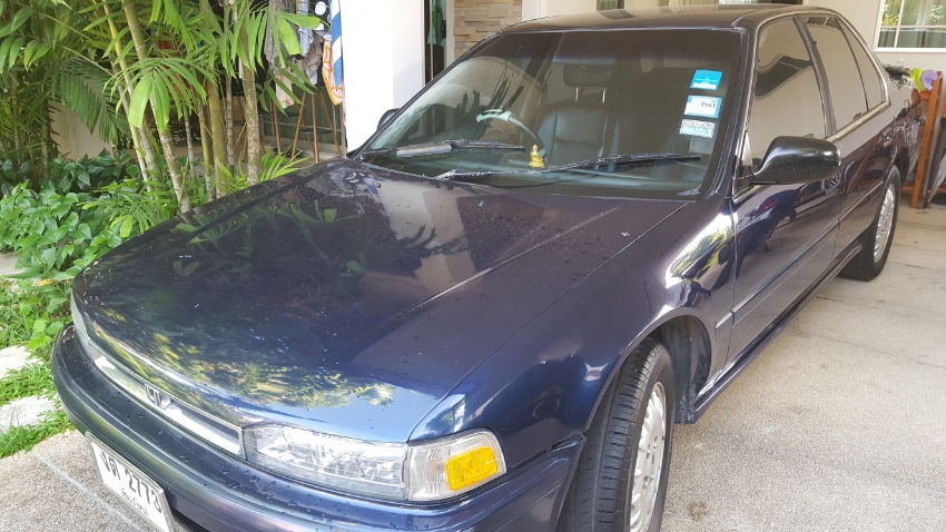 Excellent Condition Honda Accord Leather seats 62,000 Baht