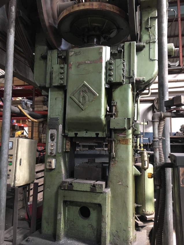 Used German screw press 400tons