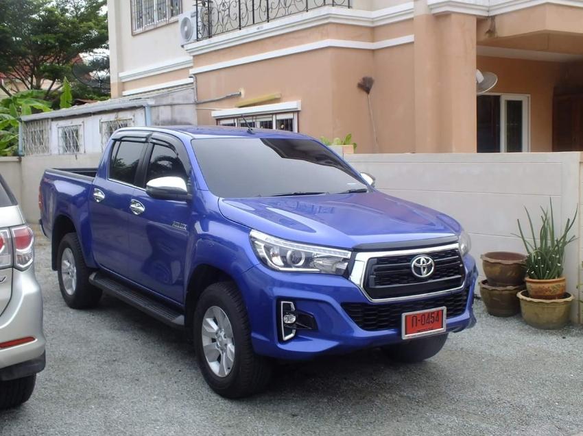 Toyota Revo New Model for rent