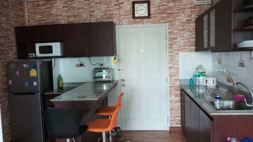 Full furnished condo for rent or sale at the Trust Hua hin Soi 5