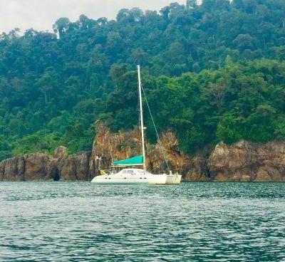 Catamaran Lagoon 47