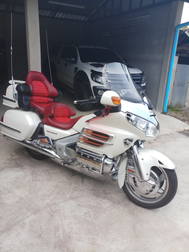 Honda Goldwing GL 1800  SC47