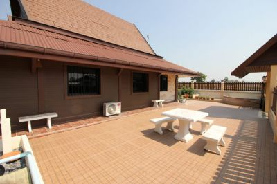 Huay Yai - Private and quiet villa in gated village