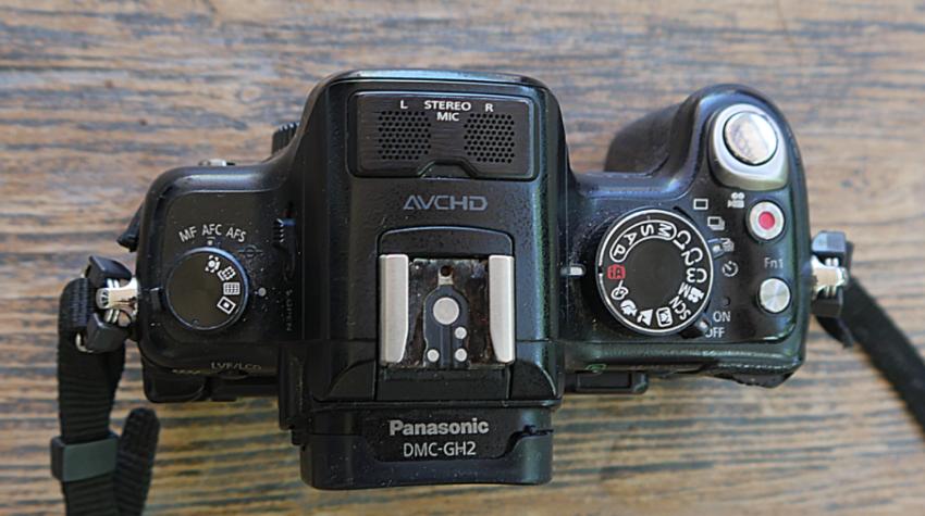 Panasonic Lumix GH2 Camera (Body Only)